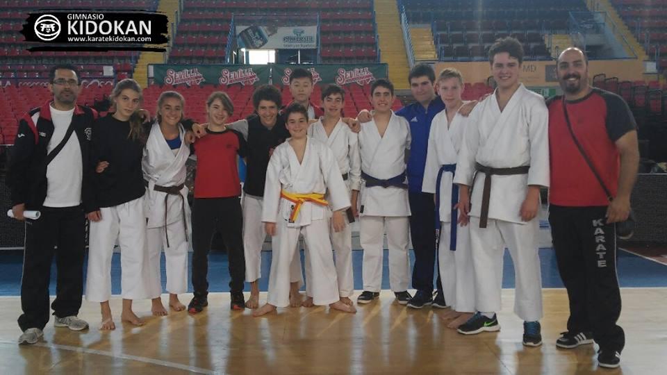 3er campeonato de la liga municipal de karate 2015 - Artes marciales sevilla ...