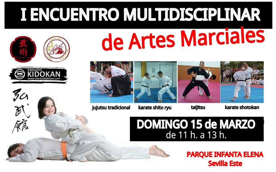 I encuentro multidisciplinar de artes marciales budoblog - Artes marciales sevilla ...
