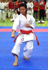 La competición de Karate ha contribuido enormemente a la deformación de las katas