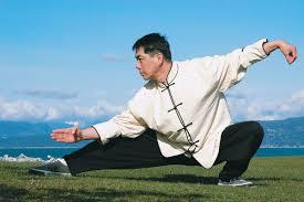 Las formas de Tai Chi son un claro ejemplo de inclusión de las teorías médicas chinas en la práctica de artes marciales