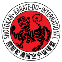 Escudo de la Shotokan Karate International