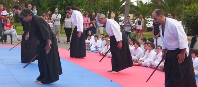 Iaido y kenjutsu kumi tachi kata blog de artes - Artes marciales sevilla ...