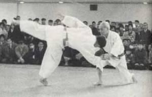 Muchos grandes maestros, como Jigoro Kano, eran de poca estatura y corpulencia, pero a través de la técnica de las artes marciales podían vencer a rivales mucho más grandes y fuertes.