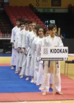 equipo kidokan cadete junior