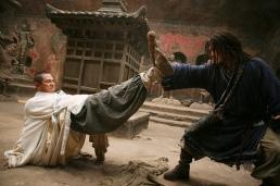 """Escena de lucha de Kung Fu (de la película """"Hero"""")"""