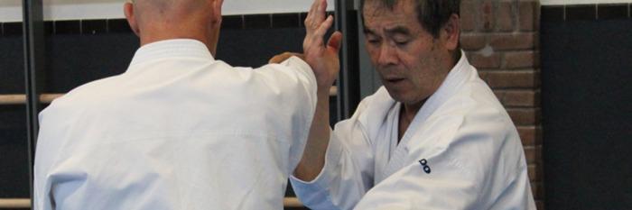 Sakagami_sensei_Kumite_Gata
