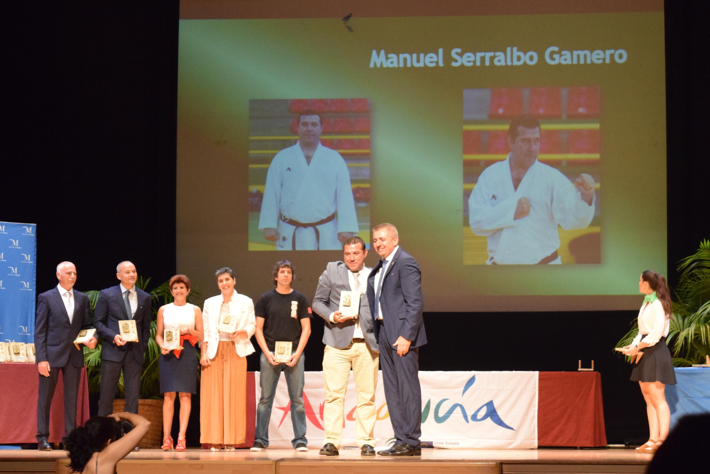 I gala de la federaci n andaluza de karate y disciplinas - Artes marciales sevilla ...