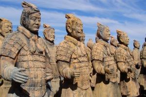"""El famoso ejército de los Guerreros de Xian fue un encargo del """"Emperador Amarillo"""" para su propia tumba"""
