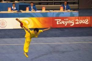 Wu Shu en los Juegos Olímpicos de Beijing 2008