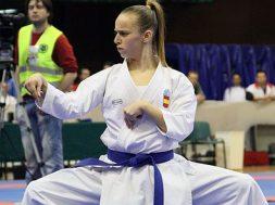 Margarita Morata, Campeona de Europa Individual de Kata Sub21 y de Kata Equipos Absoluto, podría optar a una medalla en 2020