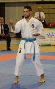 Antonio García Vargas, Campeón en la categoría Kata Sub21