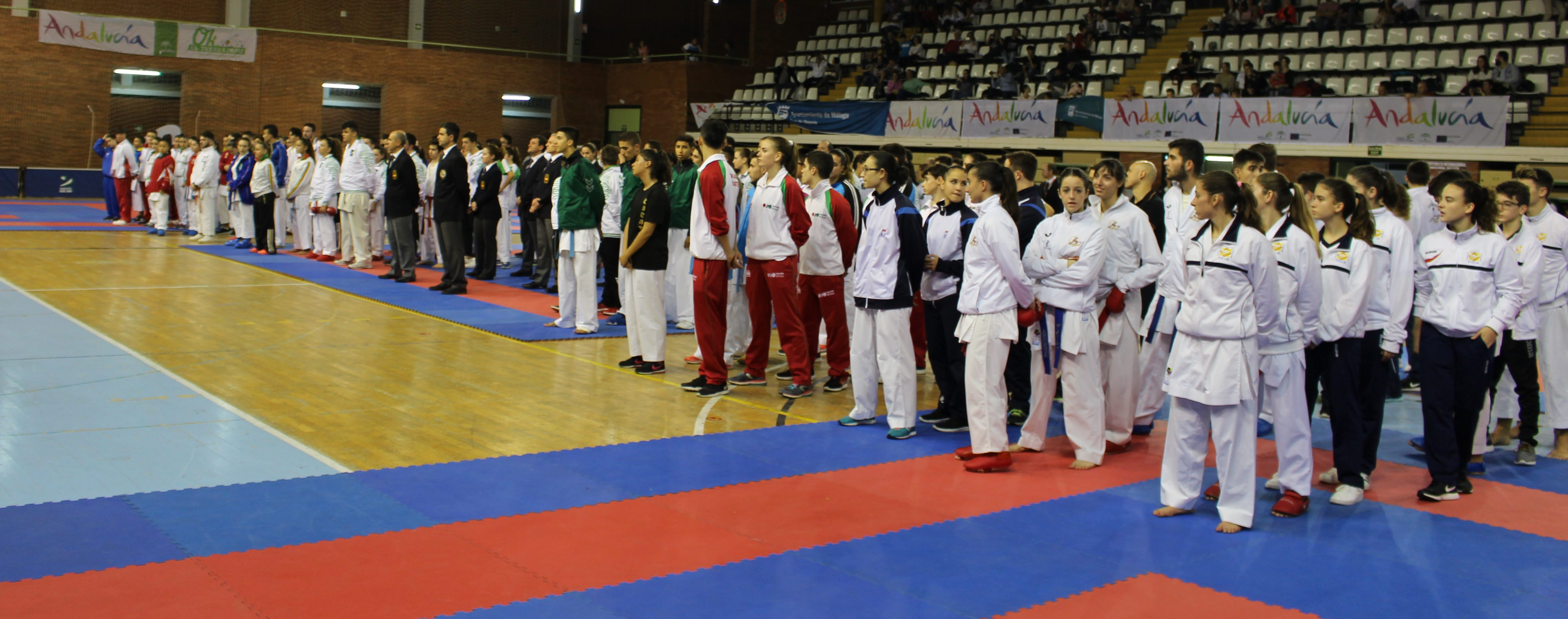 I torneo internacional de karate ciudad de m laga costa - Artes marciales sevilla ...
