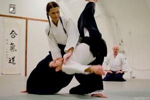 Women-aikido