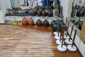 Interior Honbu Dojo IOGKF 1